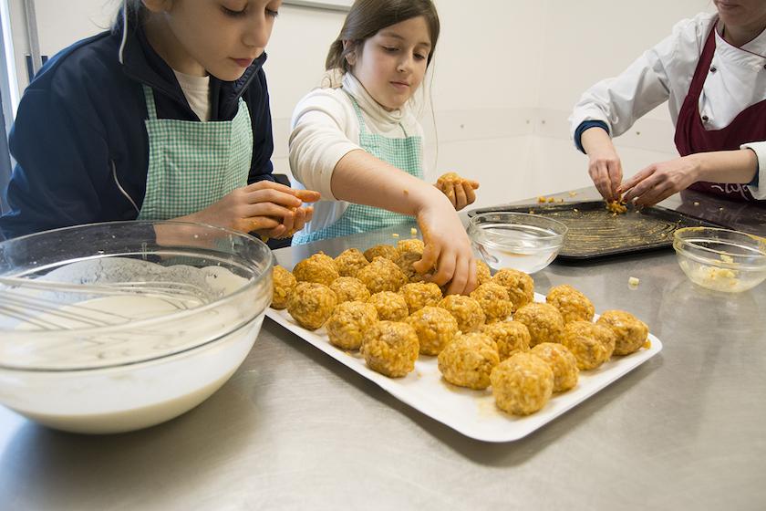 Corso di Cucina per Bambini | Myda Scuola di Cucina