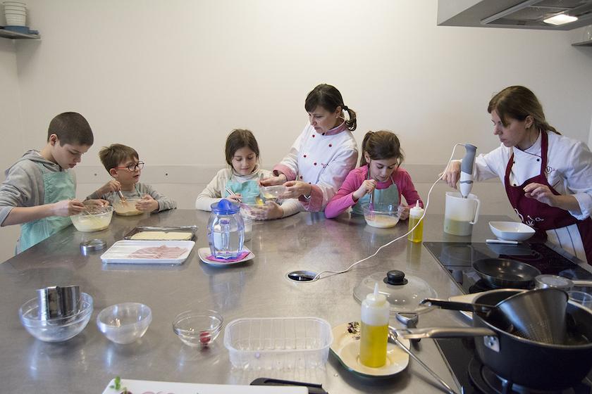 Myda Scuola di Cucina Bambini