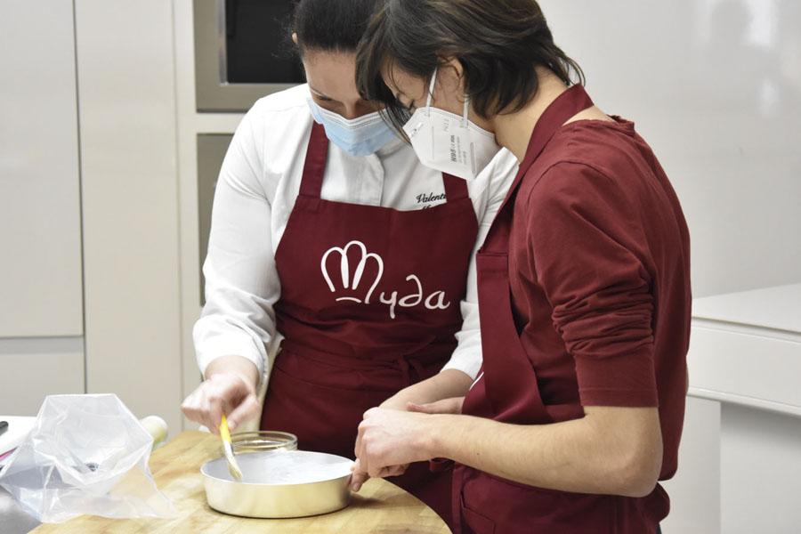 Corso di Pasticceria professionale a Catania - Myda Scuola di Cucina