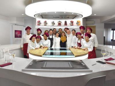 Walter Alaimo. Esame Finale 12° Corso per Cuoco - Myda Scuola di Cucina, Catania.
